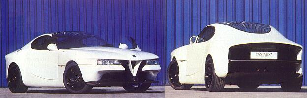 """[Concepts] Les """"vieux"""" concepts ! - Page 18 1995_Carrozzeria_Castagna_Vittoria"""