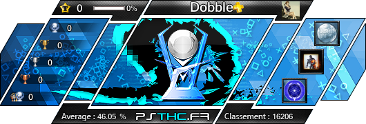 PSNprofiles : vos stats Dobble_PS3THC
