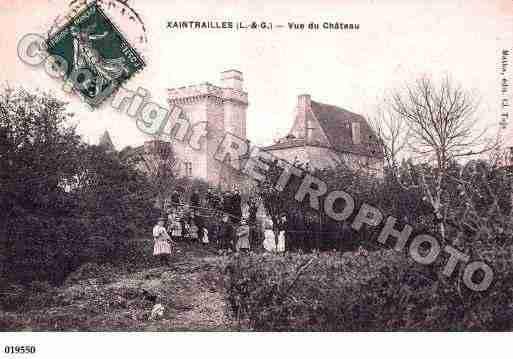 Villes et villages en cartes postales anciennes .. - Page 2 Photos-carte-xaintrailles-lot-et-garonne-PH031904-A