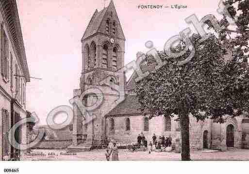 Villes et villages en cartes postales anciennes .. - Page 33 Photos-carte-fontenoy-aisne-PH007206-D