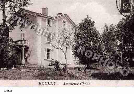 Villes et villages en cartes postales anciennes .. - Page 35 Photos-carte-ecully-rhone-PH051213-F