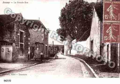 Villes et villages en cartes postales anciennes .. - Page 35 Photos-carte-junay-yonne-PH064917-B