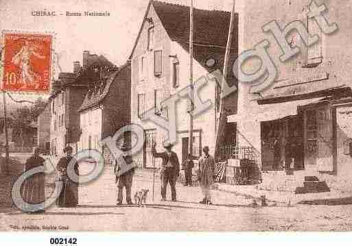 Villes et villages en cartes postales anciennes .. - Page 33 Photos-carte-chirac-lozere-PH032319-B