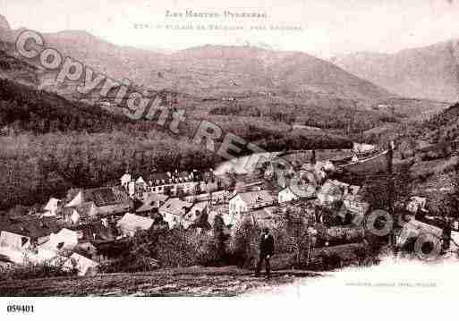 Villes et villages en cartes postales anciennes .. - Page 2 Photos-carte-peyrouse-hautes-pyrenees-PH048821-A
