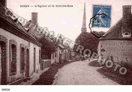 Villes et villages en cartes postales anciennes .. - Page 2 Photos-carte-oigny-loir-et-cher-PH029238-A