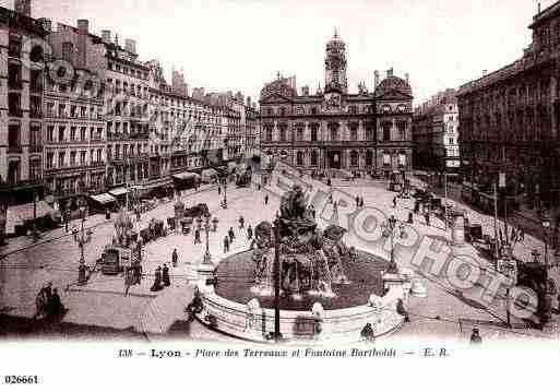 Villes et villages en cartes postales anciennes .. - Page 35 Photos-carte-lyon-rhone-PH003157-B