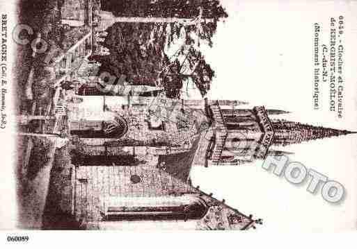 Villes et villages en cartes postales anciennes .. - Page 2 Photos-carte-kergrist-moelou-cotes-darmor-PH004861-A