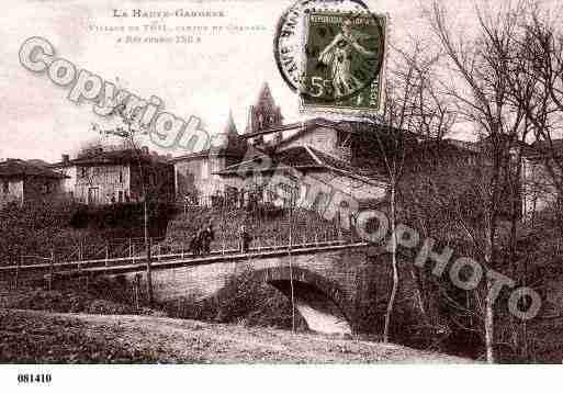 Villes et villages en cartes postales anciennes .. - Page 4 Photos-carte-thil-haute-garonne-PH024261-A