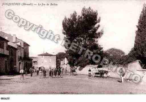 Villes et villages en cartes postales anciennes .. - Page 13 Photos-carte-jonquieres-herault-PH025569-A