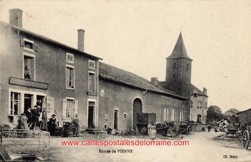 Cartes postales ville,villagescpa par odre alphabétique. - Page 11 1412001054_54_Piennes_2