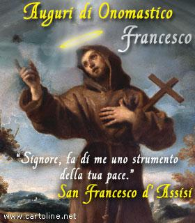 Martedì 4 Ottobre Onomastico-col-santo-francesco-a001
