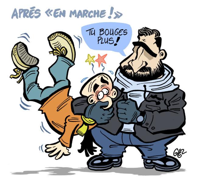 Le dessin du jour (humour en images) - Page 18 02-GLEZ-FRANCE-AFFAIRE-BENALLA-VIOLENCE-MANIFESTATION-HD-180724-e1532681566765