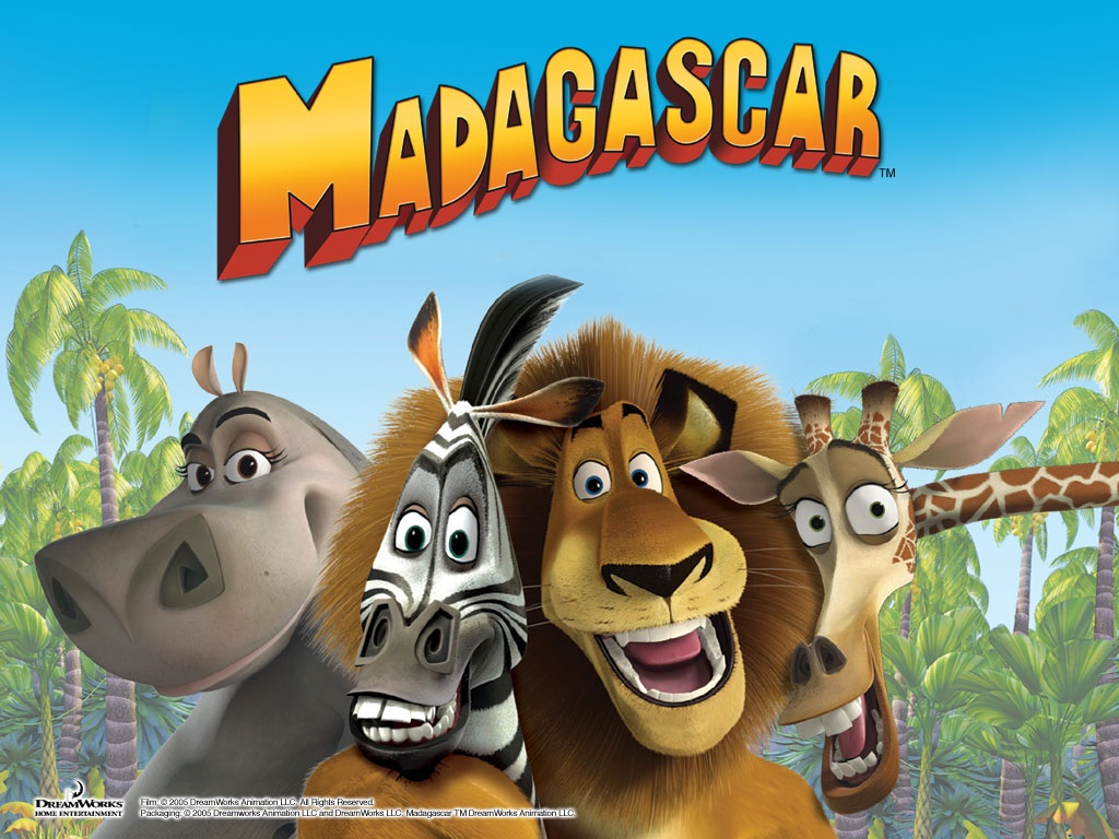 The United States of the Solar System, A.D. 2133 (Book Eight) Madagascar-game-cartoon-background-image-phone