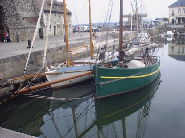 Le port de Honfleur 061023070906169177
