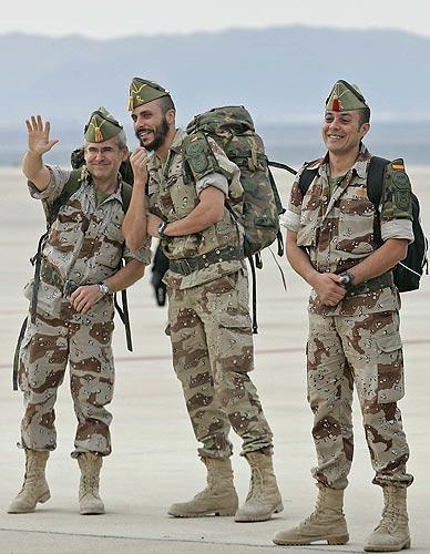 FUSILIERS MARINS ESPAGNOLS AU LIBAN - Page 2 061106064137196137