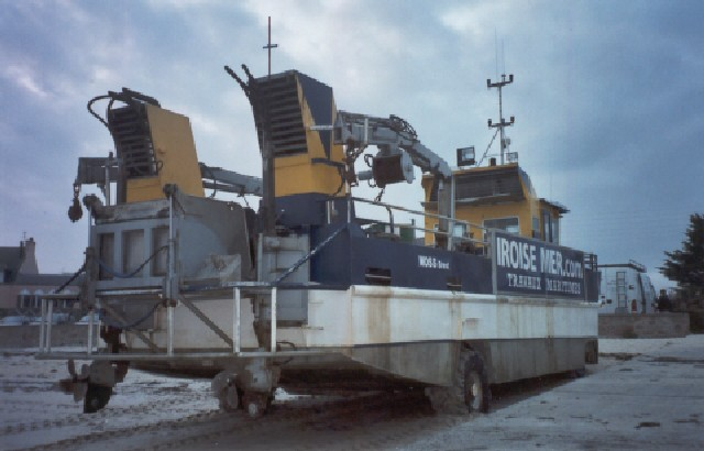 Chaland amphibie fusiliers Polonais 070103075049269886