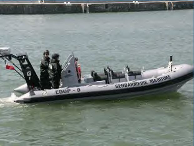 [ Divers Gendarmerie Maritime ] Gendarmes  fusiliers 070319110018401530