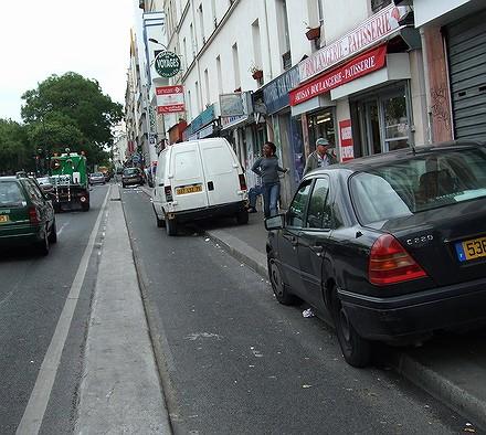 Les PV tombent dru sur les vélos à Paris... 07083106525726401127078