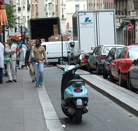 Les PV tombent dru sur les vélos à Paris... 07083106583626401127118