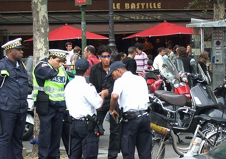 Les PV tombent dru sur les vélos à Paris... 07090508094226401166501