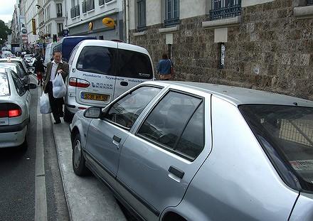 Les PV tombent dru sur les vélos à Paris... 07091108520526401210545