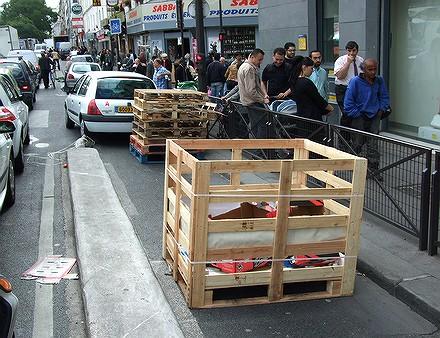 Les PV tombent dru sur les vélos à Paris... 07091108524526401210554