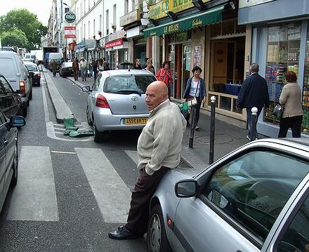 Les PV tombent dru sur les vélos à Paris... 07091108530926401210562