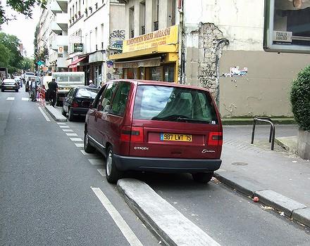 Les PV tombent dru sur les vélos à Paris... 07091108554026401210607
