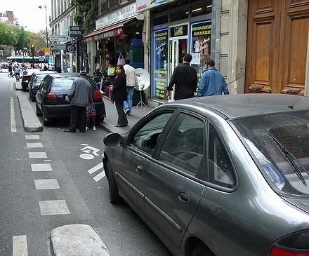 Les PV tombent dru sur les vélos à Paris... 07091108562626401210620