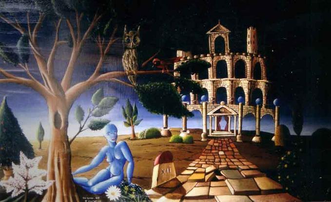 Un peintre belge: René Magritte 071018034335144691335072