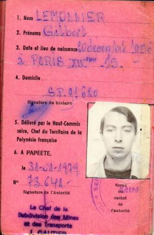 [Papeete] Le permis de conduire à Papeete durant nos campagnes 0710281037001365456