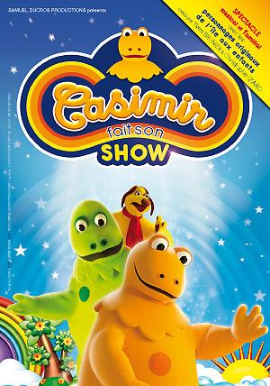 Casimir fait son show !!! Casimirshow_2013