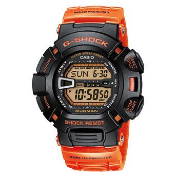 Choix pour une G-Shock G-9000R-4ER
