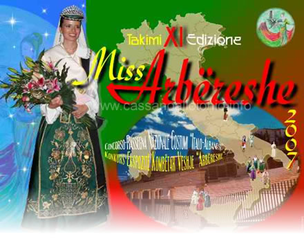 Albanian Women's Attire Miss_arbreshe_top