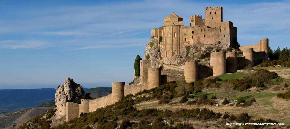 El Castillo de Loarre - Huesca Castillo