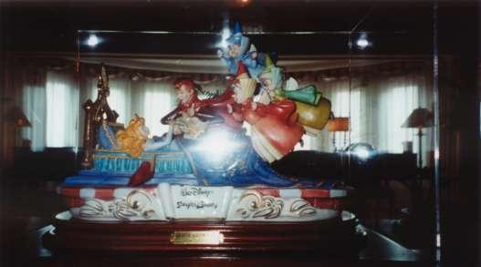 [Collection] Disney Capodimonte Sculptures Sb