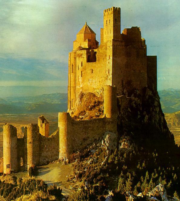 Dvorci koje verovatno nikada nećete posedovati Loarre2