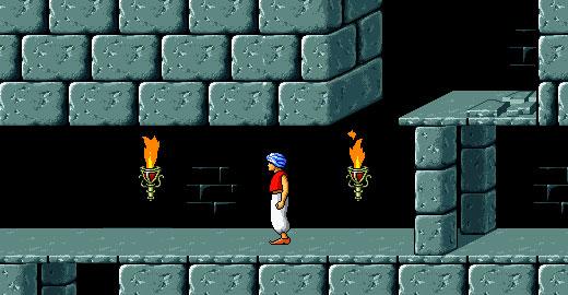 25 videojuegos míticos en Flash Prince-of-persia