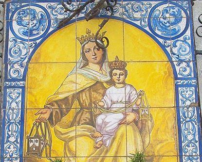 16 juillet: fête du Carmel, l'ordre de la Vierge Marie Scapulaire