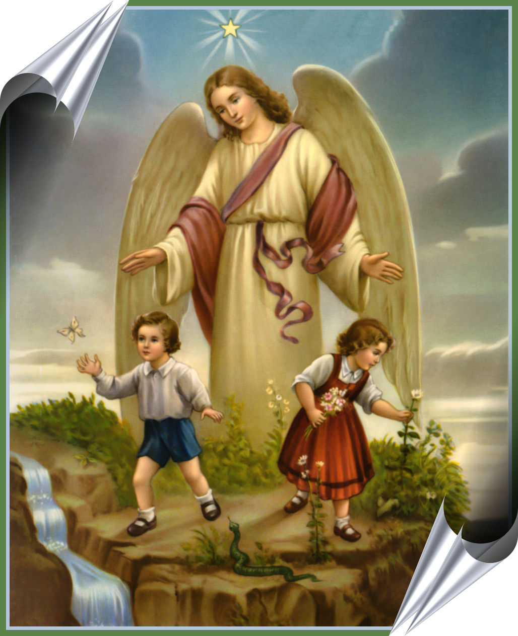 N'oublions pas nos chers anges-gardiens ! - Page 3 Angels17