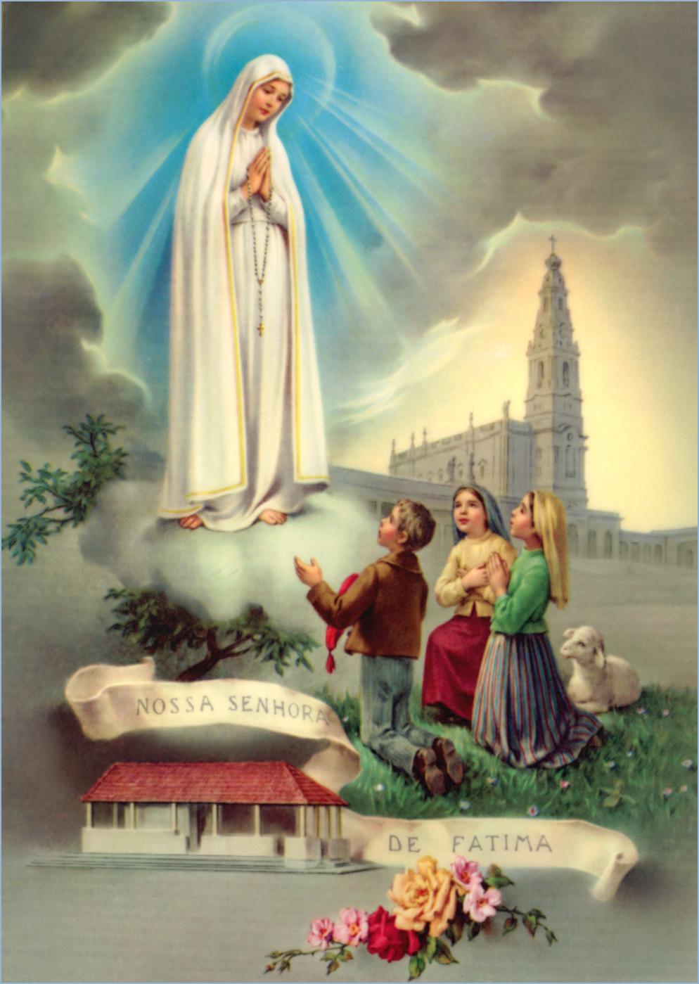Fatima : consécration de la Russie faite et troisième secret dévoilé  Fatima12c-seers