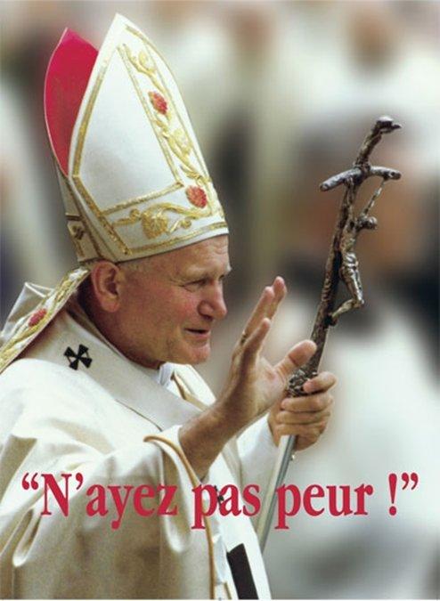 Retour/2/Citation réflexion/Sujet/Sacerdoce/Saint-Jean-Paul II/ Bienheureux%20Pape%20Jean-Paul%20II