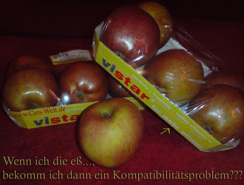 Abgelichtet *klick* Applevista
