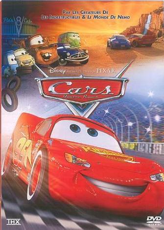 programmes TV Disney hors chaine Disney Cars_dvdfr