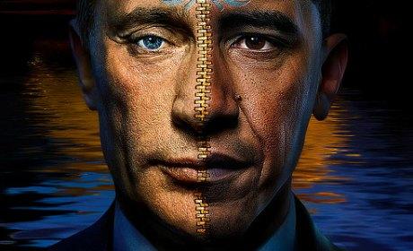 monde - La crise ukrainienne accélère la fin d'un monde unipolaire... Obama-poutine-russie-usa