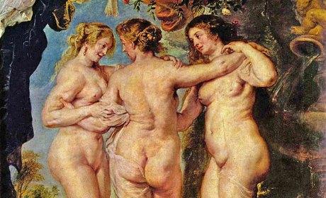 Etre femme ET zèbre Rubens-philippe-muray
