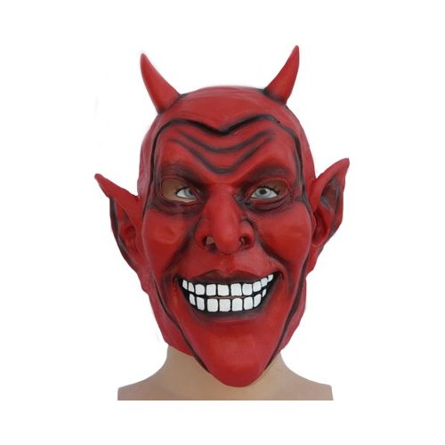 MOUAHAHAHAHA ! »  Eelis & Marmiton Pho-masque-de-diable-rouge-adulte-halloween-5201