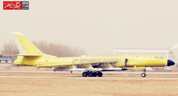 Xian H-6  (bombardero bimotor China) 01a-600x326