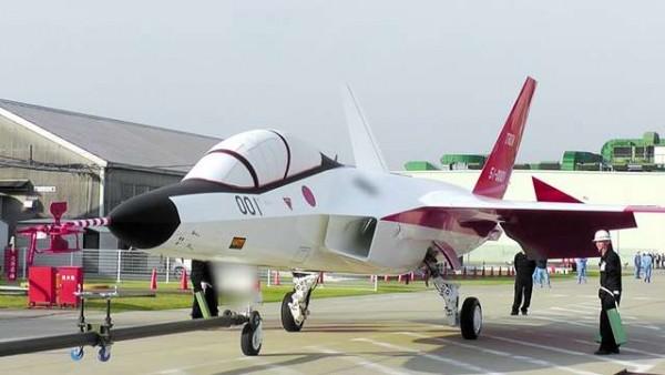 Mitsubishi ATD-X Shinshin ( prototipo de avión de combate de quinta generación ) Shinshin-1-600x338