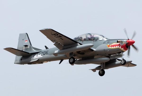 aeronaves - [Internacional] Indonésia está reconsiderando a aquisição de aeronaves Super Tucano Super-Tucano-EMB-314-Indonesia-600x408